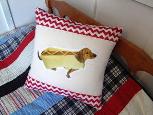 sew your own pet pillows heather's handmade life