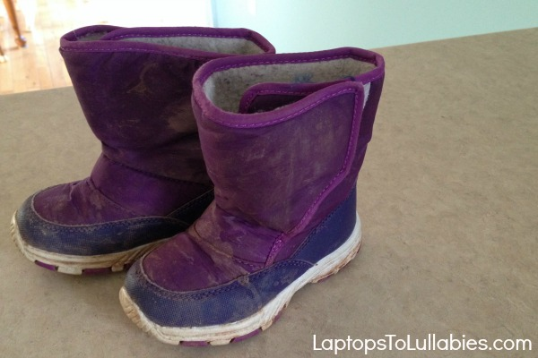 Easy diy duct tape boots perfect for halloween costumes grab a pair of your childs existing boots shoes whatever dont worry they will be returned unharmed after halloween solutioingenieria Choice Image