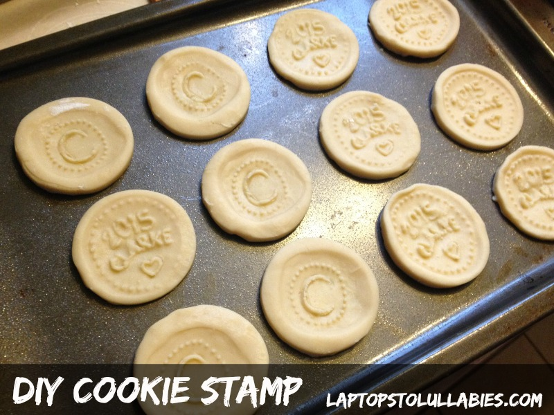 Make Your Favourite Sugar Cookie Recipe And Stamp Those Suckers