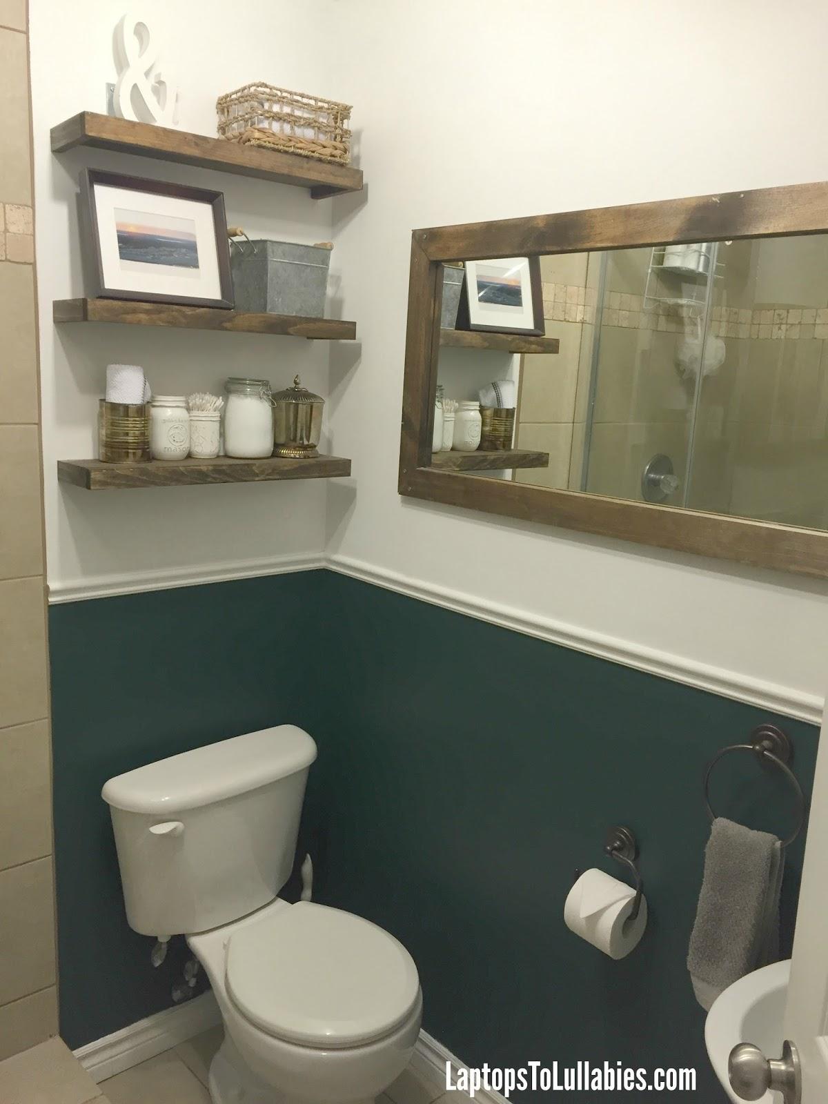 The 75 Bathroom Makeover Inspired By Chris Loves Julia Heather 39 S Handmade Life
