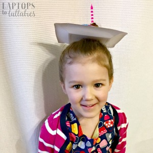 Easy hairstyles for Crazy Hair Day {Heather's Handmade Life}