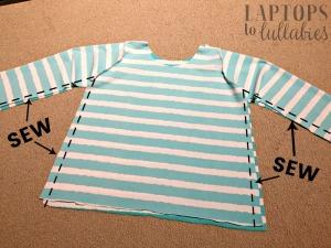 Easy To Sew Swim Shirt Modest Bathing Suit Heather 39 S