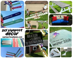 Six backyard projects to try this weekend