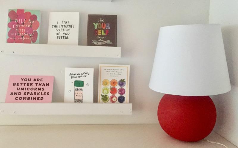Thrift store lamp makeover {Heather's Handmade Life}